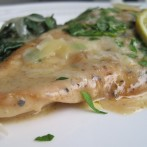 Lemon Chicken Florentine