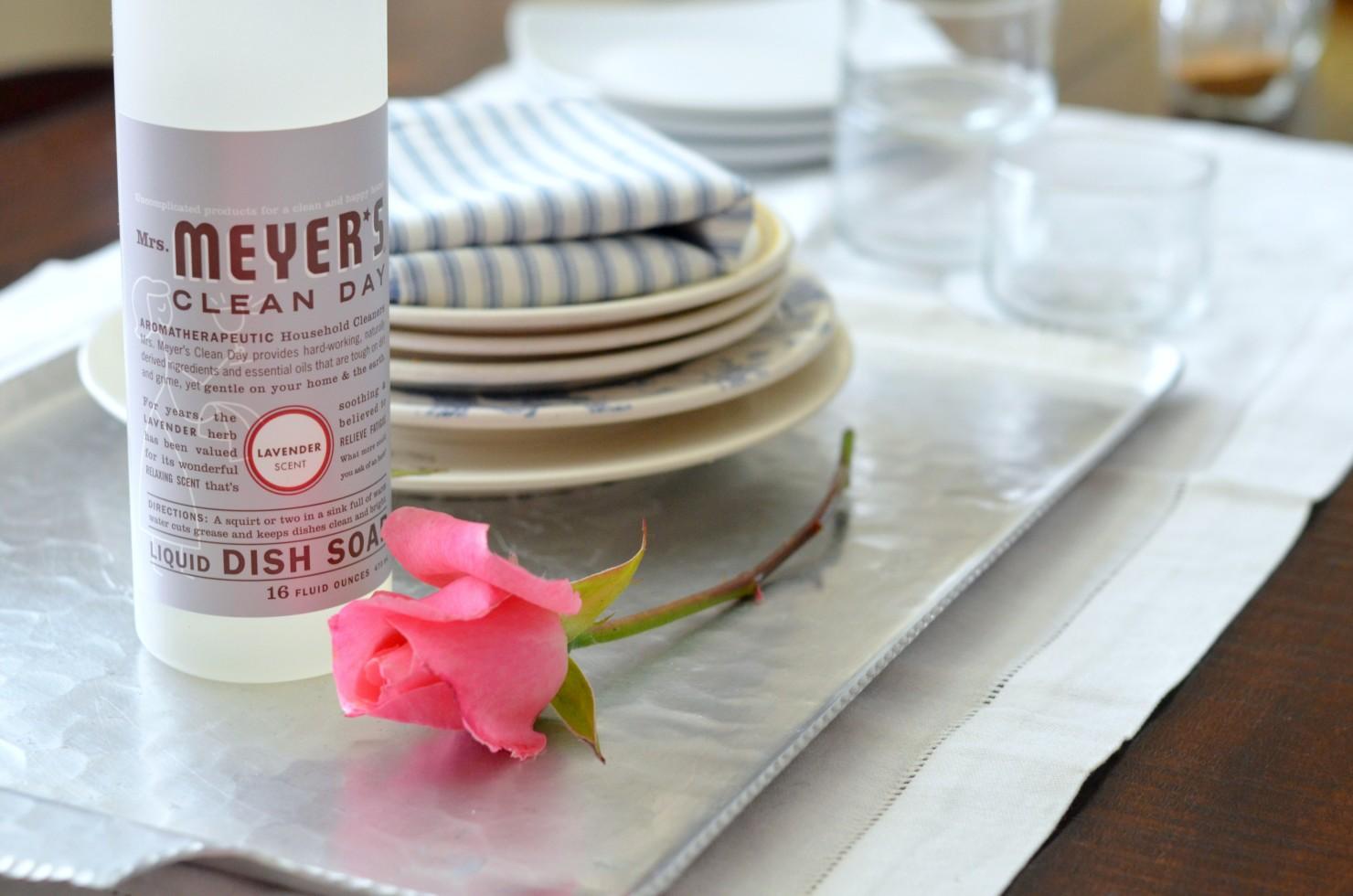 Meyers Clean Day Lavender Dish Soap Karista's Kitchen