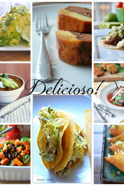 8 Cinco de Mayo recipes from Karista's Kitchen