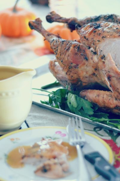 The perfect roast turkey // Karista's Kitchen // VRAI Magazine