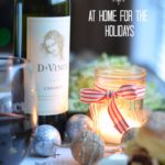 Chianti at Home for the Holidays with Southern Style Barbecue // Karista's Kitchen