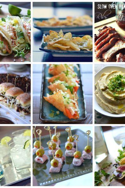 Superbowl Sunday Recipe Ideas // Karista's Kitchen