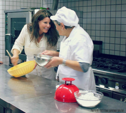 Karista and Chef Ana