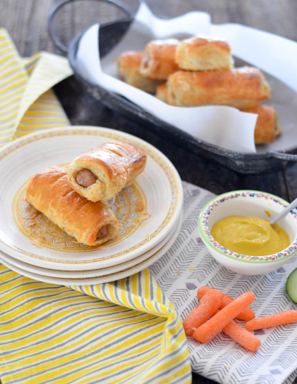 Cuisinart Back to School Sausage Rolls 5