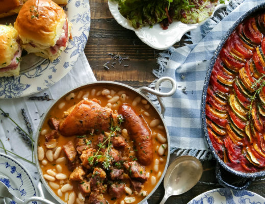 Cassoulet from Karista's Kitchen // A slow cooked French stew