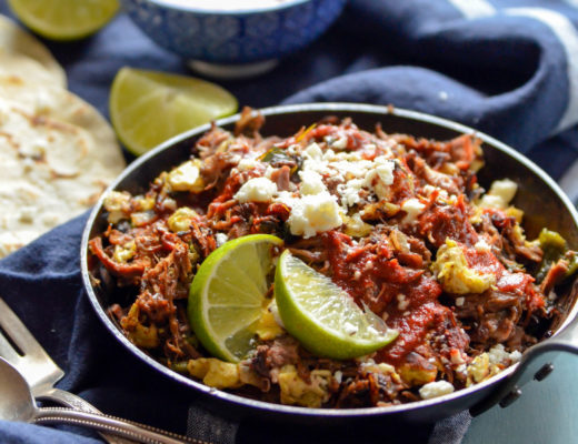 Shredded Beef Machaca // Karista's Kitchen