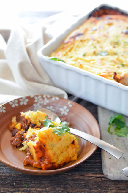 The Best Tamale Pie // Karista's Kitchen