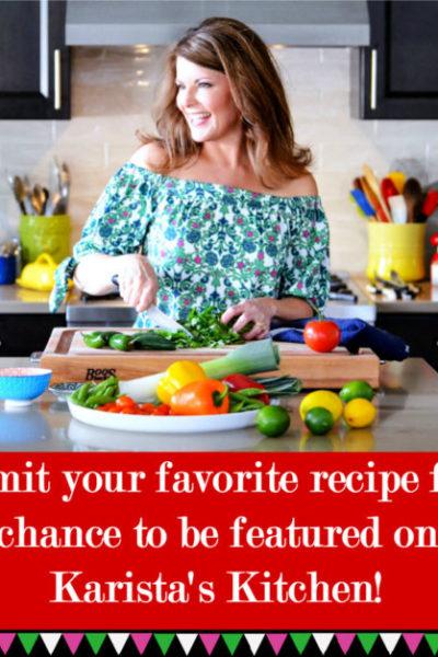 Karista's Kitchen Recipe Contest